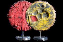 "Thomas Girbl ""Disc"" Diameter  49cm 2016"