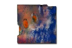 "Thomas Girbl ""burningdiscovery-2221"" 50x50cm 2013"