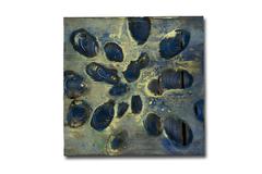 "Thomas Girbl ""burningdiscovery-2633"" 50x50cm 2013"