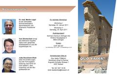 Quo Vadis: Flyer