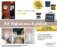 Kit Refresh Murs et Plafonds