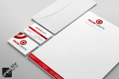 Corporate Design Briefpapier Visitenkarten Logoerstellung ONLOSO