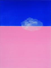 Untitled 2020 Acryl und Öl auf Leinwand 40 x 30 cm