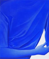Untitled 2020 Acryl und Öl auf Leinwand 60 x 50 cm