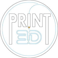 Logotype Print 3D 01