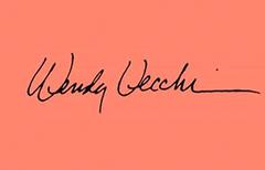 Uk stockist Wendy Vecchi