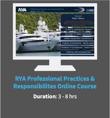 RYA Professional Practices & Responsibilities Course