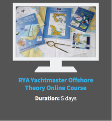 RYA Yachtmaster Offshore Online Course