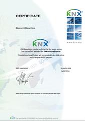 Certificazione KNX Advanced