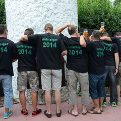 SKG Stockstadt Tennis - Herren 40 Aufsteiger 2014