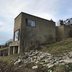 Stampflehm Haus