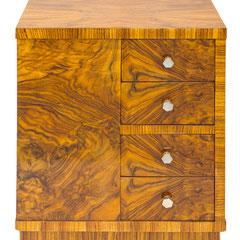 Art Déco Table about 1940, Designer: Jacques Adnet