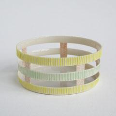 Schnittform | 2004, H: 46 mm, Limoges-Porzellan