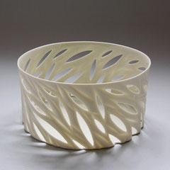 Bambus | 2006, H: 59 mm, D: 109/107 mm, Limoges-Porzellan