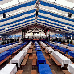 W.S.B.S. Events_Kölner Oktoberfest_Festzelt Südstadion