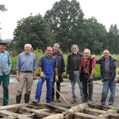 """Der Wachendorfer Speicher 2012 als """"Spieker-Puzzle"""""""