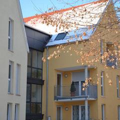 Mehrfamilienhaus in Ellwangen, Altstadt