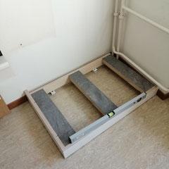 Einbauschrank mit Bulletinboard 1