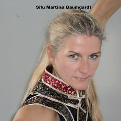 Sifu Martina Baumgardt   4. MG - WHKD, 6. Level Eskrima