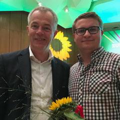 Johannes Remmel und Björn Eckert