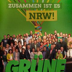 Die 60 grünen Listenkandidat*innen für NRW
