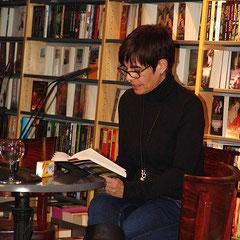 """Carola Kupfer liest ihre Kriminalgeschichte """"Höllennacht"""" aus der Anthologie """"Regensburger Requiem"""" am 20.3.2013 bei Bücher Pustet"""