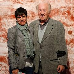 Mit Carola Kupfer und Josef Hruby
