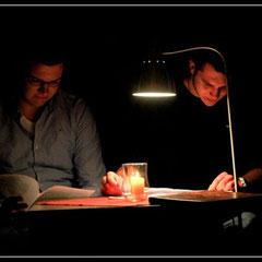 Lesung Regensburger Literaturbrettl 2012