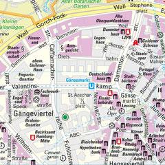 Gänsemarkt & Gänge-Viertel