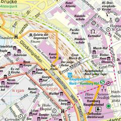 Hauptbahnhof & St. Georg