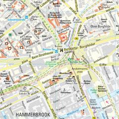 Berliner Tor & Hammerbrook