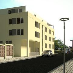 Haus Visualisierung