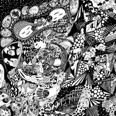 〝 Happy Xmas (war is over) 〟by John Lennon     Size500×500