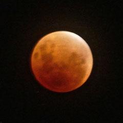 La lune rouge