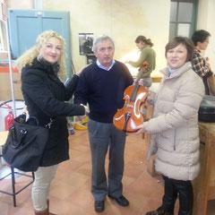 Gli strumenti della Scuola Internazionale di Liuteria di Cremona