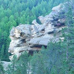 Hexenkopf von Val Minger