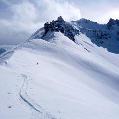 Skitouren in S-Charl