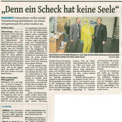 Westdeutsche Zeitung // 30. Oktober 2014