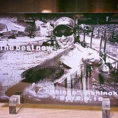 バス  魚拓  写真 彫刻  盾 オリジナル オーダーメイド 格安 記念品 オーダー ガラス