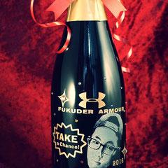 写真彫刻  オリジナルシャンパン ロゴ入り 世界で1つ オーダーメイド 名入れ ロゴ入れ 格安 オリジナルボトル製作 東京