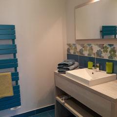 salle de bain Chambre la Réole