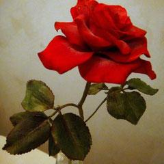 Rote Rose 2011 von Floralilie