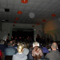 Spectacle des jeunes Monchyssois centenaire 2014