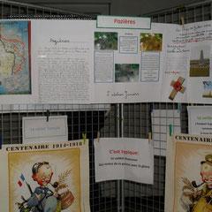 Expo bibliothèque/Médiathèque de Monchy-Lagache 14/18