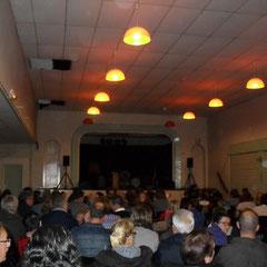 Foyer rural Monchy-Lagache spectacle des jeunes 1914/2014 la Grande Guerre