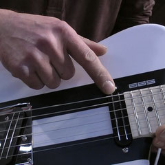 Tausch Guitar 665 Telecasterabwandlung