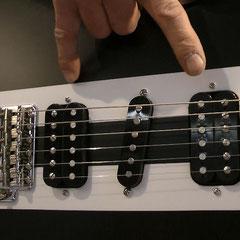 Tausch Guitar 665 Tremolo-Variante