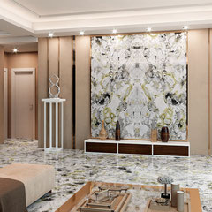 APAVISA ICE JADE GREEN #apavisa #tiles #stone #naturalstone #inspiration #interiordesign #floortiles #architecture #fliesen #fliesendesign #bodenfliesen #dahofawoas #emanuelhofer