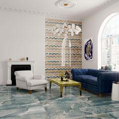 APARICI MAGMA ESMERALD #aparici #tiles #stone #marble #naturalstone #inspiration #interiordesign #floortiles #architecture #fliesen #fliesendesign #bodenfliesen #dahofawoas #emanuelhofer