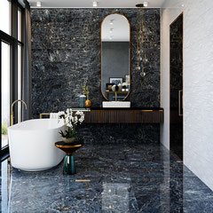 APARICI VIVID BLUE LABRADORITE #aparici #tiles #stone #marble #naturalstone #inspiration #interiordesign #floortiles #architecture #fliesen #fliesendesign #bodenfliesen #dahofawoas #emanuelhofer